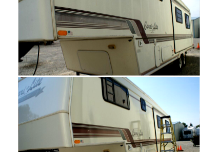 SHINE ON Restoration for your RV or Boat | SHINE ON LLC